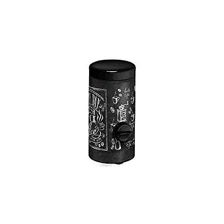 Meliconi Dosificador de café, hojalata, multicolor, 10 x 10 x 23 cm 37000534306