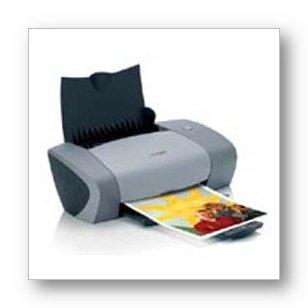 Lexmark Z611 Color Inkjet Printer ()