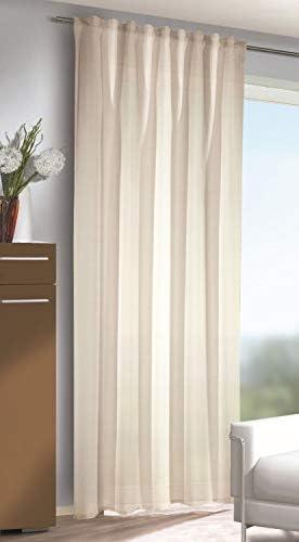 Albani ROKO – Sciarpa con Passanti nascosti, 245 x 140 cm, Colore: Bianco, Crema, 245x140cm
