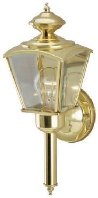 westinghouse-lighting-66964-100-watt-polished-brass-coach-style-wall-lantern