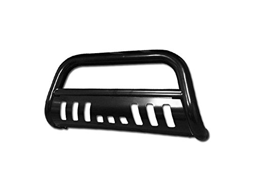 S&T Racing Black Heavyduty Bull Bar Brush Push Bumper Grill Grille Guard 09-15 for Honda Pilot