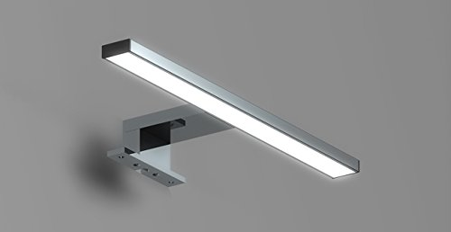 LAMPADA luce a LED applique CM 30 faretto specchio arredo bagno S ...