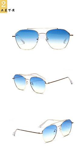 Gafas Y Color Polarizado De Prot Mujer Marco Grande Metal Lente Estilo Ojo Con Mujer Accesorios Marino Gato Retro Grande Mujeres Unisex Retro Lente Retro Gran Irregularidad Sol Transparente Sol Espejo qtZwXwP