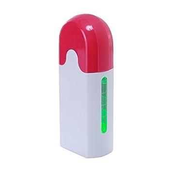 BeautyWax 100g Eléctrico Calentador de cera Termostático Depilatorio Rodar Caliente Depilación Cabello Eliminación Máquina cálido Cartucho
