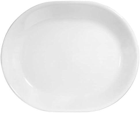 Corelle Winter Frost White Dinnerware Set 38Piece Service for 12