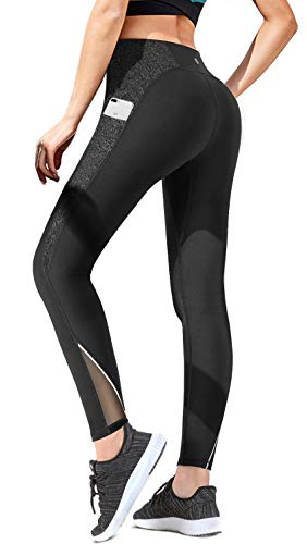 722b3af23c Ewedoos Yoga Pants with Pockets Ultra Soft and Comfy Yoga Leggings with  Pockets for Running (
