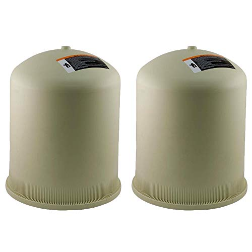 Pentair 170022 Replacement Tank Lid Assembly for 60 Sq Ft FNSP60 FNS Plus Filter (2 Pack)
