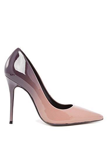 Bronx - Zapatos de vestir de piel para mujer rosa rosa 36 Rosa