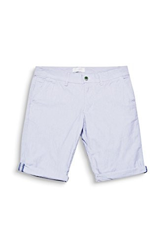 Esprit Para Cortos Blanco 100 white Hombre Pantalones BBFWSvwq8