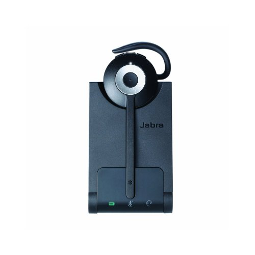 Bluetooth Headset Usb System (Jabra Pro 930 UC Mono Wireless Headset for Softphone (USB Only))