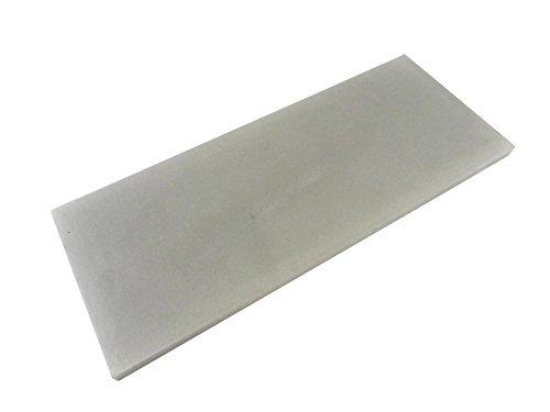 "(Taytools 467054 10"" x 4"" 120 Grit Diamond Sharpening Stone Flattening Plate 5/16"" Thick Plated Steel Base Sharpening Stone)"