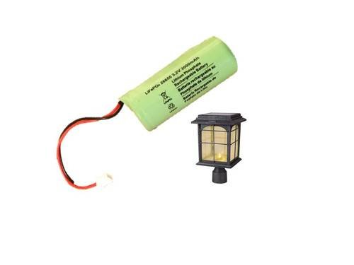 Creative Industries 46240-000RB Lithium Ion Battery, Lifepo4 3.2V 3000Mah