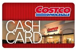 Costco Cash Card - Collectible - No Stored Value