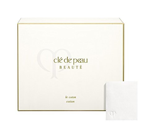 Cle De Peau le cotton Facial Cotton 120 sheets Japan Import