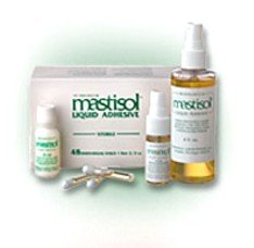 Ferndale Mastisol Liquid Adhesive in 2/3 cc Vials, Latex Free, Box of 48 by Ferndale