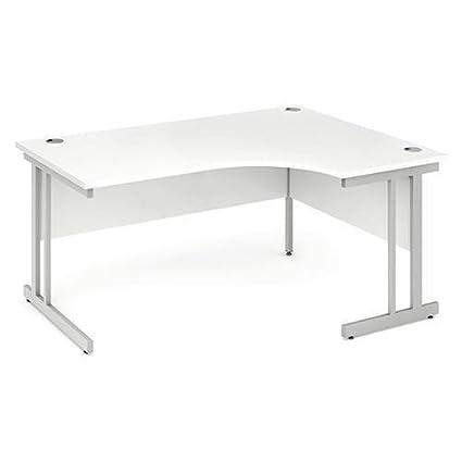 Impulse 1600 x 1200 mano derecha media luna voladizo escritorio ...