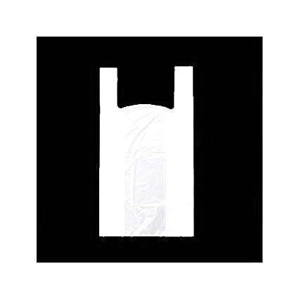 Bolsas de Plastico Asa Camiseta (40 x 60 cm. (200 unidades))