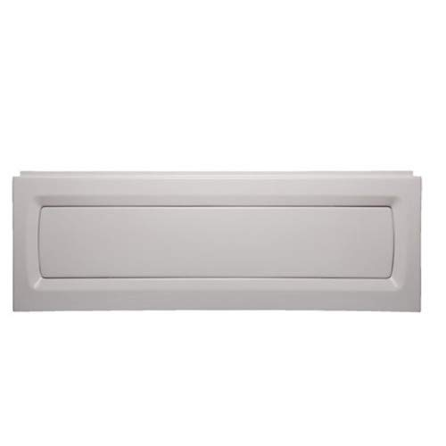 PROFLO PFSK60RPWH Removable Skirt with Access Panel for 60
