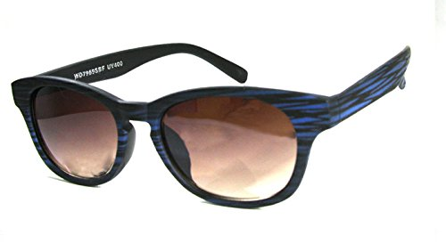 Price comparison product image Inner Bifocal Classic Modern Wood Print Frame [UV 400] Reading Sunglasses by iViva (+1.50