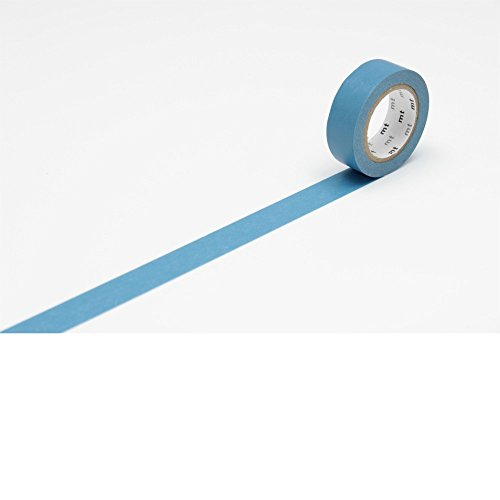 MT Solids Washi Paper Masking Tape, 3/5
