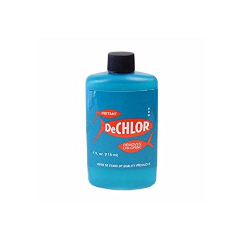(Weco De-Chlor Water Treatment, 4 fl. oz.)