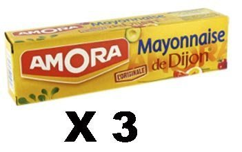 French Mayonnaise From Dijon Amora-Mayonnaise De Dijon - 6,17 Oz by Amora