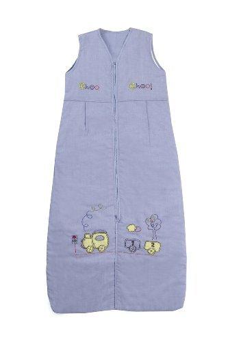 Slumbersafe Summer Toddler Sleeping Bag 1 Tog - Choo Choo, 18-36 months/LARGE [並行輸入品]   B07GDDJ9SQ