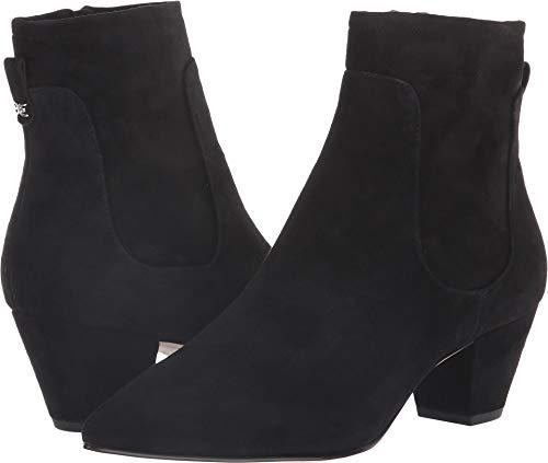 Karlee Fashion Boot, Black Suede, 10 M US ()