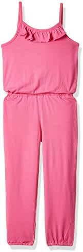 The Children's Place Girls' Solid Jumpsuit