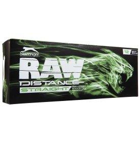 2015 Slazenger Raw Distance Straight (12 Pack)