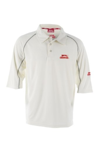 Slazenger Elite 3/4 Sleeve Cricket Shirt by Slazenger by Slazenger