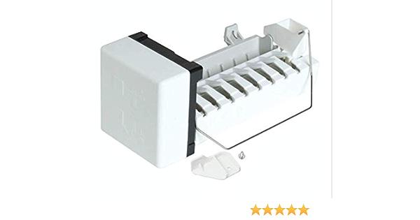 Amana ASD2625KEW Amana SCD23VW Maytag MBF2256HEW Refrigerator Ice Maker Compatible with Jenn-Air JFC2087HRP Maytag GT19Y8FV Refrigerators