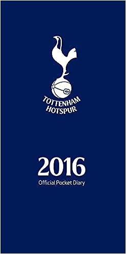 Descarga gratuita de libros Kindle para iPad. The Official Tottenham Hotspur 2016 Diary in Spanish PDF CHM ePub 1780549415