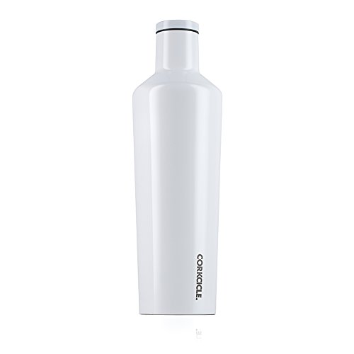 Corkcicle Canteen Dipped Collection-Water Bottle & Thermos-Triple Insulated Shatterproof Stainless Steel, 25 oz, Dipped Modernist (Modernist Modernist Collection)