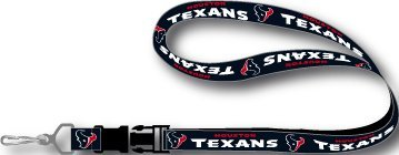 Aminco International NFL-LN-095-32 Lanyard - Houston - Mall Houston In