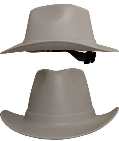 VCB200-11 Vulcan Cowboy Style Hard Hat with Ratchet Suspe...