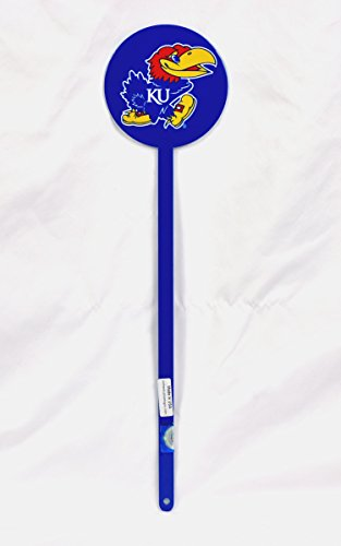 Authentic Street Signs Spring STEEL Garden Stakes (Kansas Jayhawks-Blue) by Authentic Street Signs