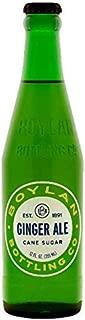 product image for Boylan Bottling Pure Cane Sugar Soda Pop, Ginger Ale, 12 oz Glass Bottles (Pack of 12)