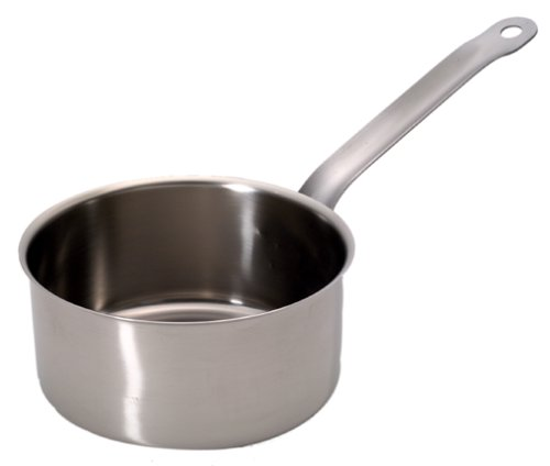 Sitram Catering 1.5 -quart Commercial Stainless Steel Saucepan by Sitram