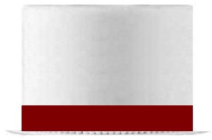 CakeSupplyShop Item#23999 Solid Wine Red Edible Cake Decoration Slim Ribbons -6Strips