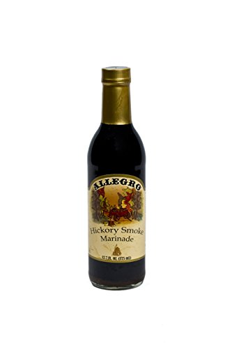Allegro Marinade  Hickory Smk  12 70 Ounce Glass Bottle  Pack Of 6