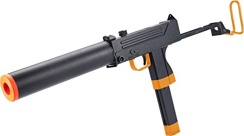 (Evike HFC Full Auto M11A1 / Mac 11 Airsoft Gas Blowback Submachine Gun w/Mock)
