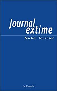 Journal extime, Tournier, Michel