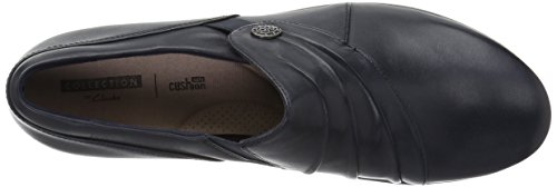 Women's Loafer CLARKS Hope Navy Roxanne Leather TwOCOZ8q