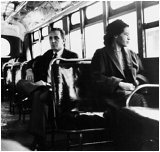 Mighty Times: The Legacy of Rosa Parks (VHS & Teacher's Viewing Guide)