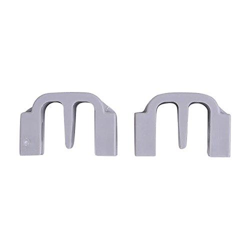 167291 Bosch Dishwasher Tine Insert Clip (2-Pack)