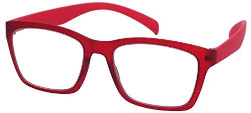 Edge I-Wear High Quality Lightweight Square Frame Reading Glasses - Prescription Styles Glasses 2015