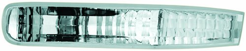 IPCW CWB-701 Crystal Clear Front Bumper Light - Pair