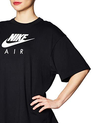 Nike Boyfriend Air Short Sleeve T-Shirt Women's Cj3105-010 2