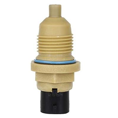 AUTEX 2PCS A604 40TE 41TE 41TES 42LE A604 A606 Transmission Solenoid Input & Output Speed Sensor Compatible With 1989-Up: Automotive